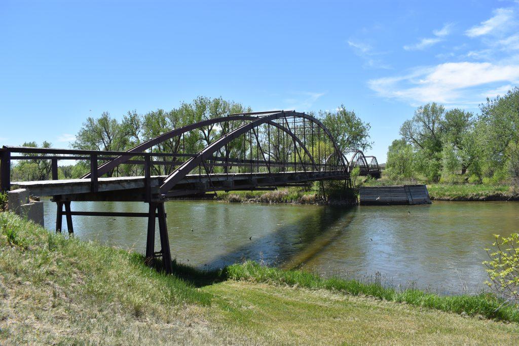 Bridge over the North Platte River